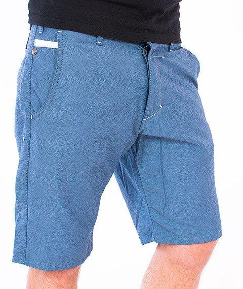 Turbokolor-Chino Shorts Blue SS16