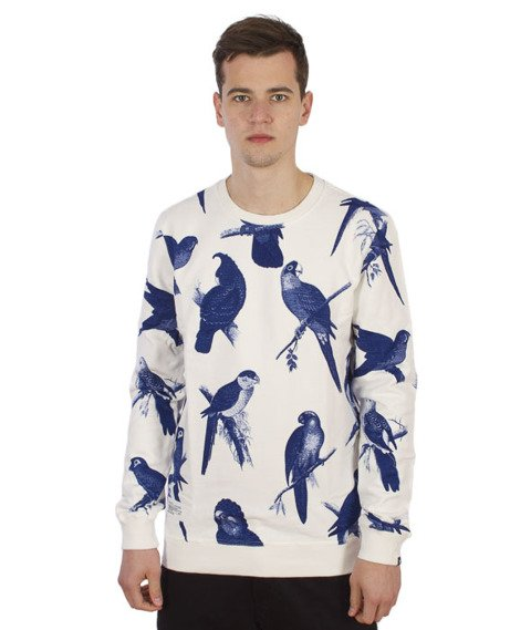 Two Angle-Yelyn Crewneck Off White