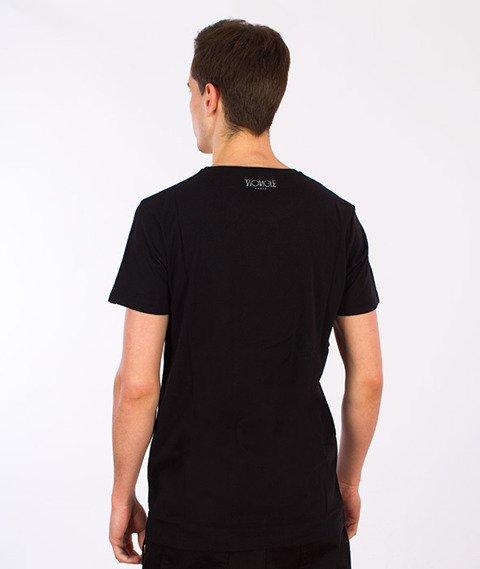 Two Angle-Ymax T-Shirt Black