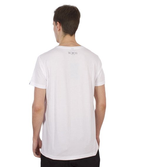 Two Angle-Yshak T-Shirt White