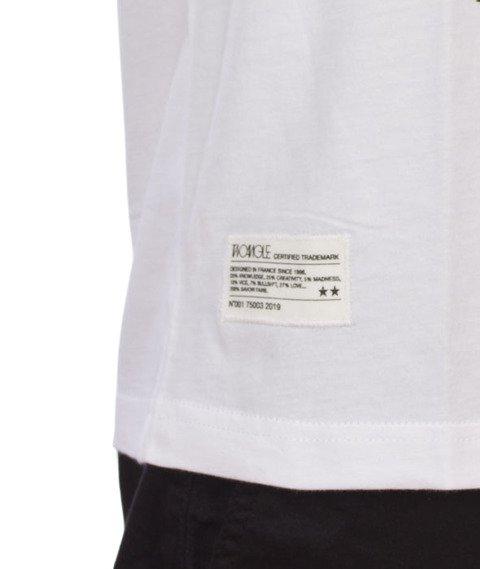 Two Angle-Yshak T-Shirt White