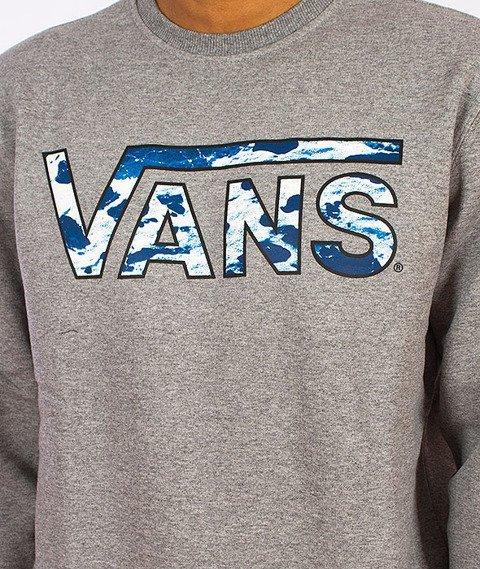 Vans-Classic Crew Concrete Heather/Backwash