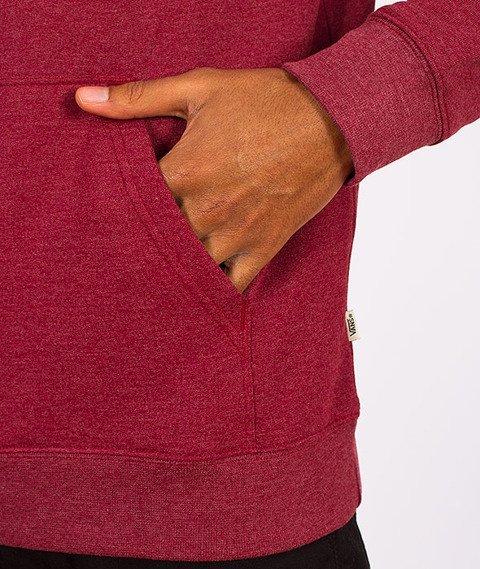 Vans-Core Basics Hoodie Rhubarb Heather