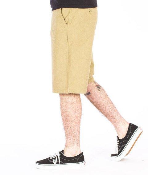 Vans-Dewitt Shorts New Khaki Heather