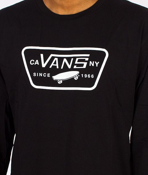 Vans-Full Patch Longsleeve Black