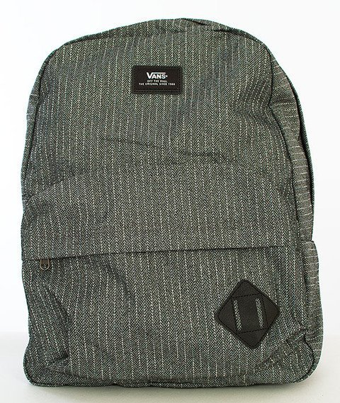 Vans-Old Skool II Backpack Grey Suit
