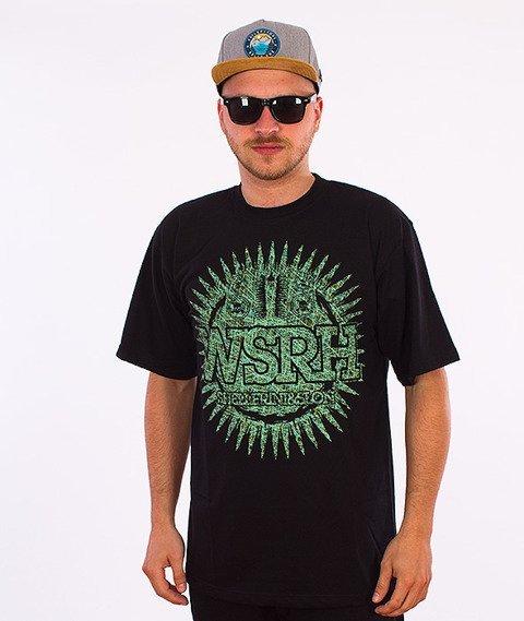 WSRH-Scratch T-Shirt Czarny