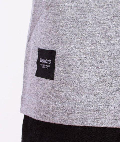 Wemoto-Smoke T-Shirt Heather