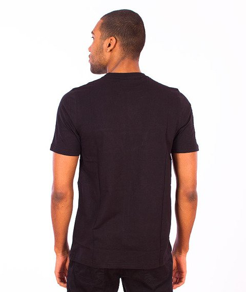 Wrung-Pocketee T-Shirt Czarny