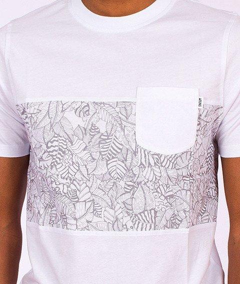 Wrung-Pocketee T-Shirt White