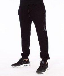 Backyard Cartel-Cream Sweatpants Spodnie Dresowe Czarne
