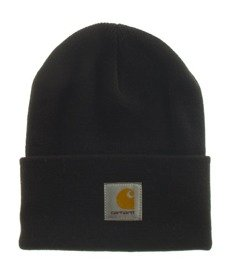 Carhartt- Acrylic Watch Hat Black