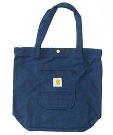 Carhartt-Simple Tote Bag Heritage Navy Rigid