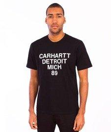 Carhartt WIP-Mich T-Shirt Black/White