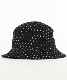 K1X-Scribble Bucket Hat Czarny
