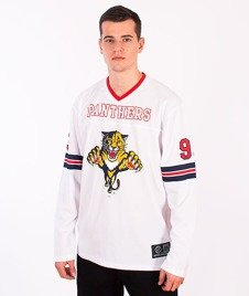 Majestic-Florida Panthers Longsleeve White