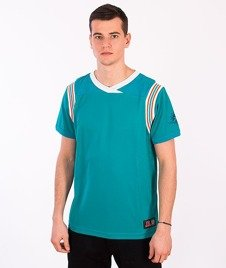 Majestic-Miami Dolphins T-shirt Turquoise