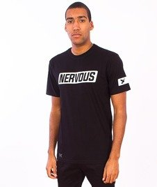 Nervous-Back To T-Shirt Black