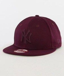 New Era-League Essential New York Burgundy