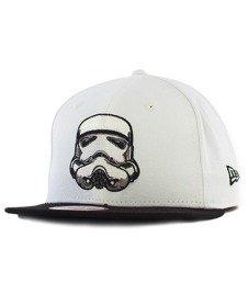 New Era-Star Wars Stormtrooper Snapback Biały