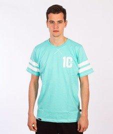 Patriotic-Future10 T-Shirt Miętowy
