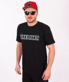 Patriotic-Greek T-shirt Czarny