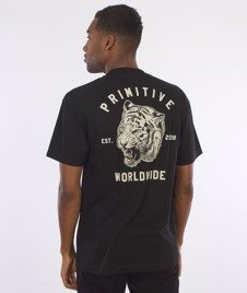 Primitive-Fierce T-Shirt Czarny