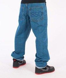 SmokeStory-SSG Regular Jeans Light Blue