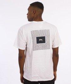Stussy-Chapters T-Shirt Biały