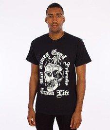 Trash-Bad Times T-shirt Czarny