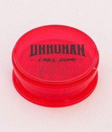 Unhuman-Chill Zone Młynek Akrylowy Czerwony