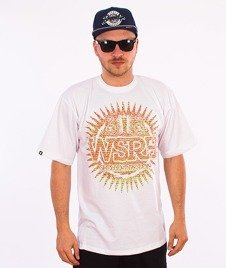 WSRH-Pixels T-Shirt Biały