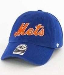 47 Brand-Clean Up New York Mets Czapka z Daszkiem Czarna