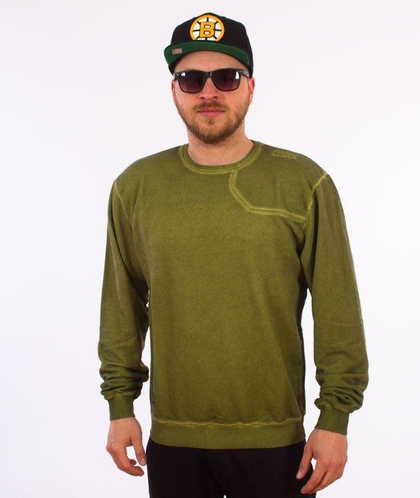 Backyard Cartel-Combat Bluza Zielona