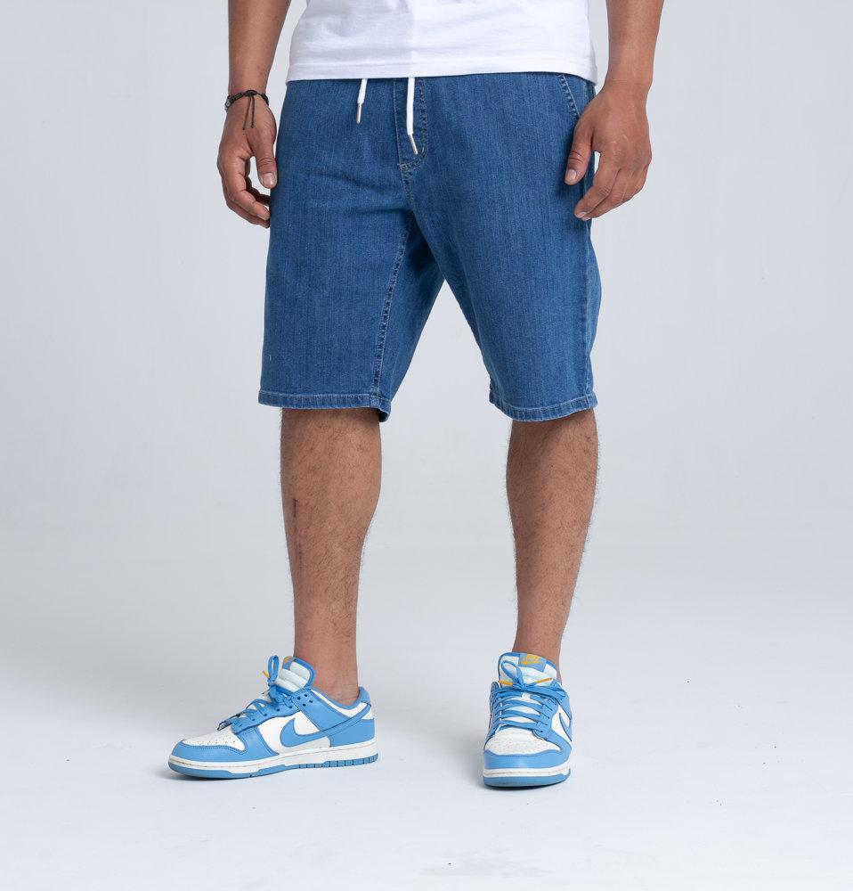 Biuro Ochrony Rapu SKIN Krótkie Spodnie Jeans Light