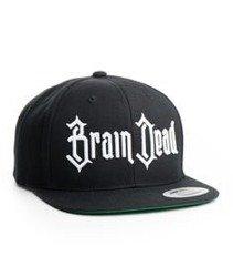 Brain Dead Familia-Kat Snapback Czarny
