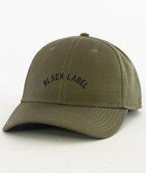 Cayler & Sons-Black Arch Curved Cap Czapka Olive/Black