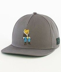 Cayler & Sons-Chmpgn Drms Snapback Grey