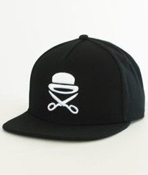 Cayler & Sons-PA Icon Snapback Black/White