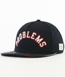 Cayler & Sons-Problems Snapback Black/Orange