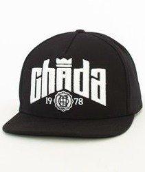 Chada-Proceder Snapback Czapka Czarna