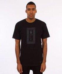 Crooks & Castles-Classified T-Shirt Czarny
