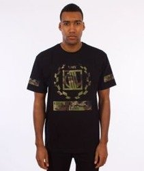 DIIL-CBW T-Shirt Czarny/Camo