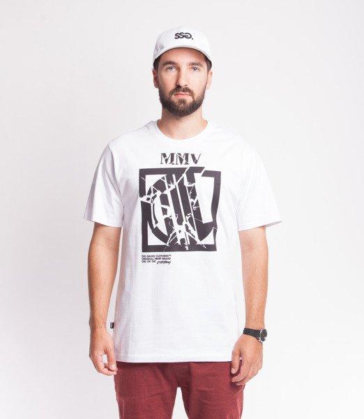DIIL DESTROY T-Shirt Biały