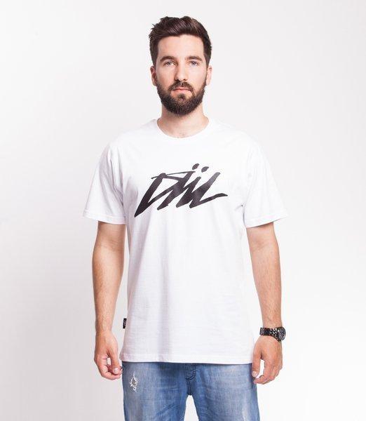DIIL FLOW T-Shirt Biały
