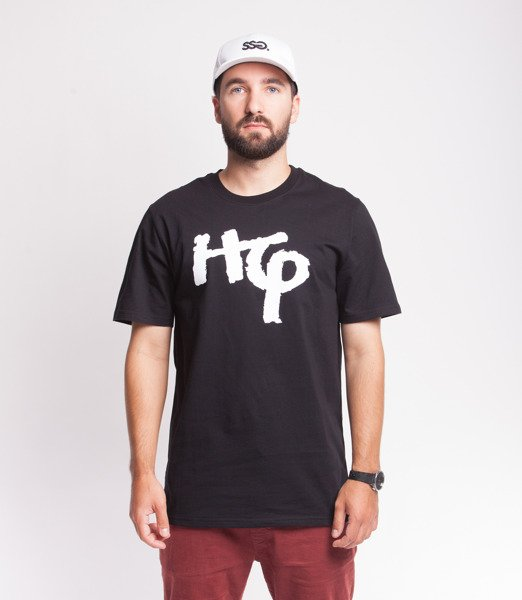 DIIL HG T-Shirt Czarny