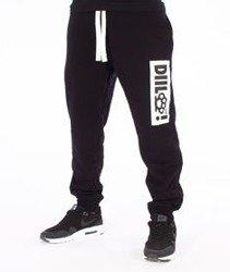 DIIL-Homeboy Spodnie Dresowe Czarne