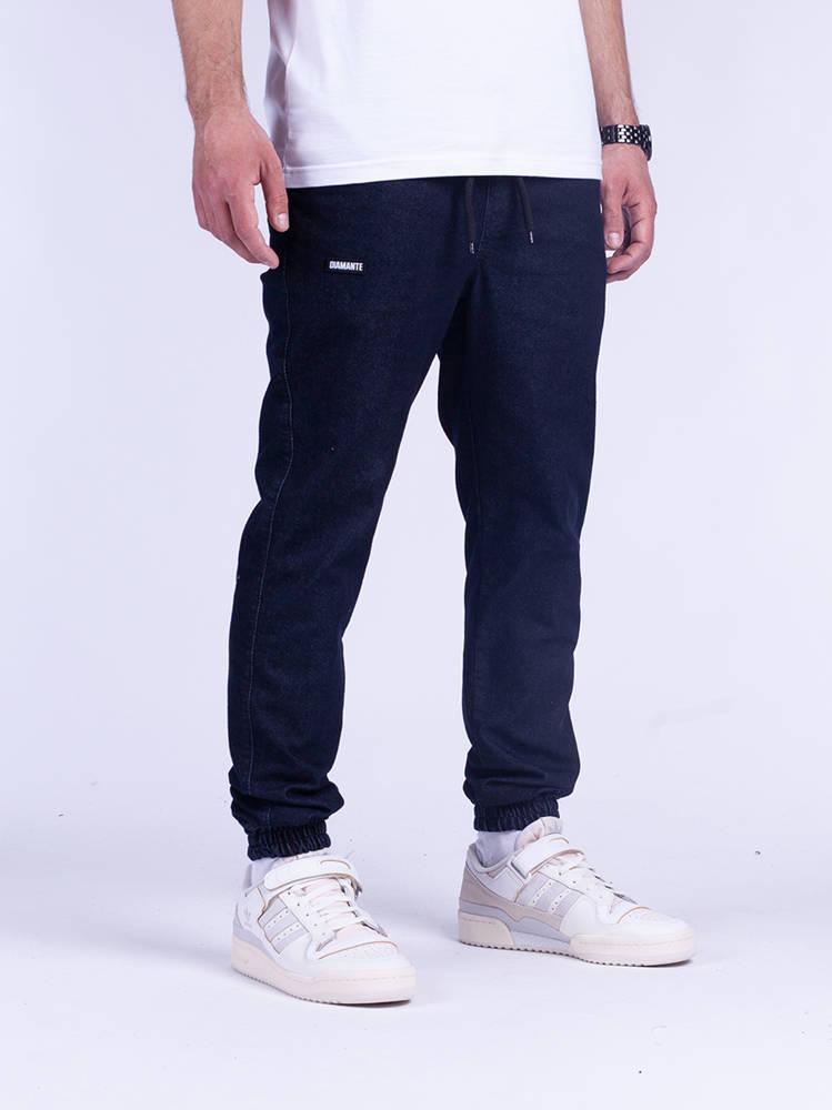 Diamante JOGGER 14 ciemny blue Jeans