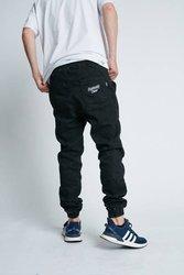Diamante JOGGER CLASSIC Czarny Jeans