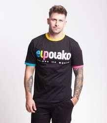 El Polako COW T-Shirt Czarny